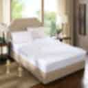Deluxe 1000gsm Microfibre Mattress Topper