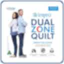 Couples Dual Zone Ingeo Quilt