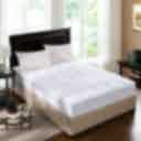 Luxury 1000GSM Bamboo and Microfibre Mattress Topper