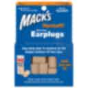 Mack's ThermaFit Soft Foam Ear Plugs