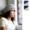 OstrichPillow Light Reversible Travel Pillow