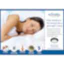 Sleep Solutions Soft Low Profile Memory Foam Pillow