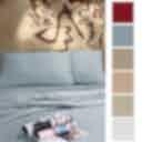 Ramesses Egyptian Cotton and Bamboo Sheet Set